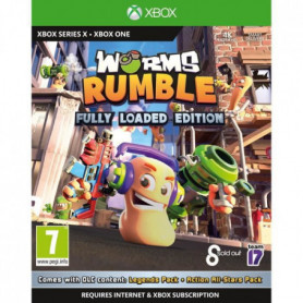 Worms Rumble - Fully Loaded Edition Jeu Xbox One et Xbox Series X