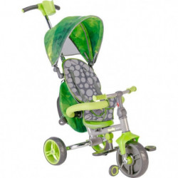 STROLLY -Tricycle Evolutif Strolly Compact - Vert